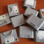 Nintendo 64 NUS-004 Memory Card