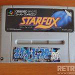 StarFox / Supr Famicom