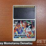 Peach Boy Momotarou Densetsu Turbo